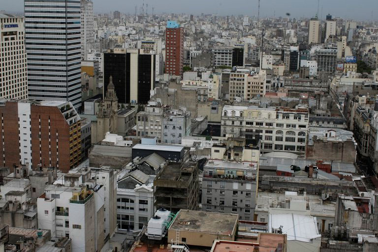 In Argentina, there are more than one million and a half people infected with Chagas disease; they mostly live in big cities: Buenos Aires city, Greater Buenos Aires, Rosario and Córdoba. Photograph: Fernando Calzada.